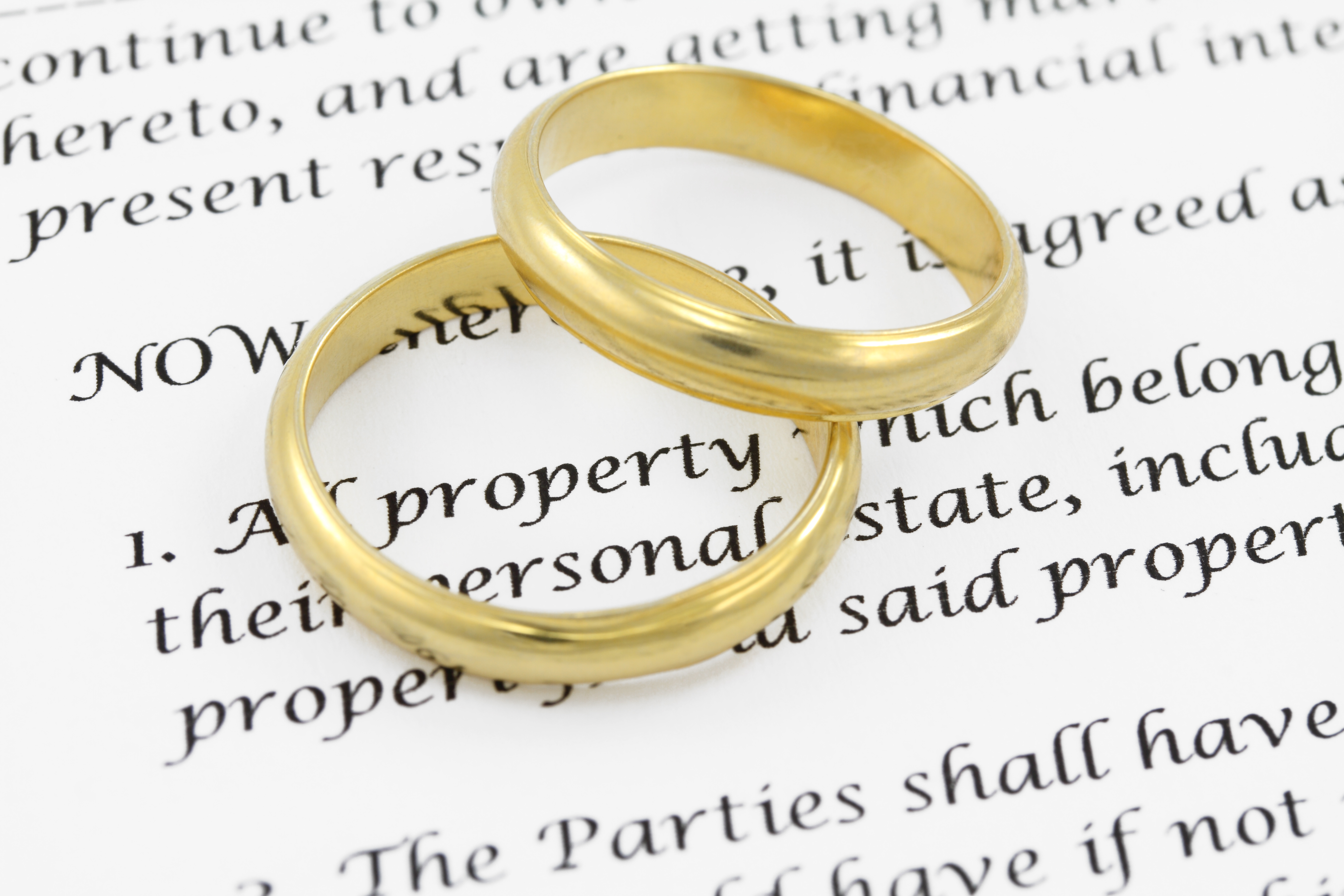 Are Gifts Given During a Marriage Marital Property or Separate Property